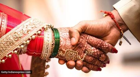 indian weddings, wedding industry, wedding trends 2020, 2020 wedding trends, indianexpress.com, indianexpress, yearender 2020, yearender wedding industry, pandemic, pandemic weddings, lockdown wedding, wedding rules, wedding safety protocols,