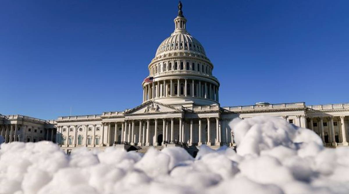 US Congress poised to vote on COVID aid package after Fed compromise