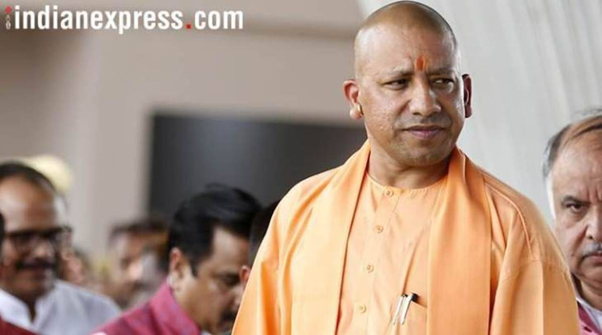 Yogi Adityanath, strawberry cultivation, strawberry cultivation in Bundelkhand, Up news, indian express news