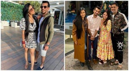 yuzvendra Chahal-Dhanashree Verma's honeymoon