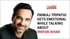 I would be happy if people think I belong to Irrfan's school of acting: Pankaj Tripathi