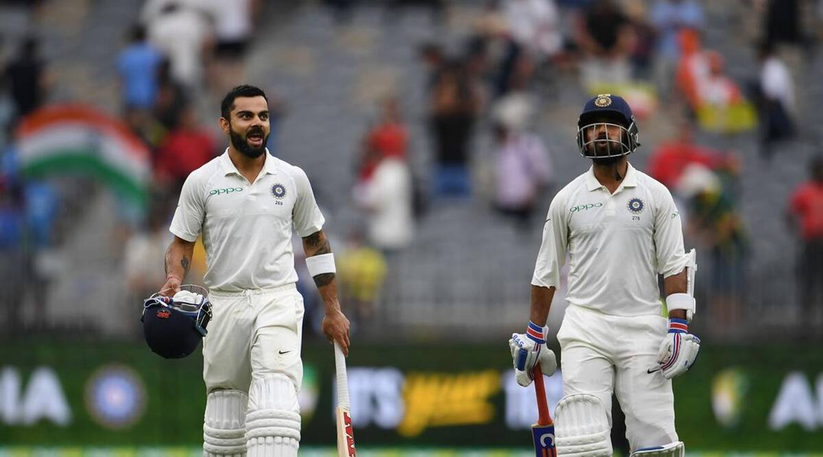 Good to see everyone contribute to win in Aust: Rahane to teammates