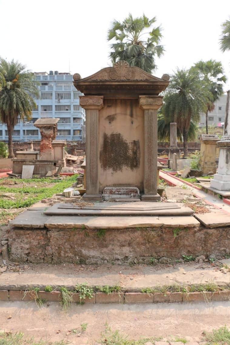 cemeteries, cemeteries in India, European cemeteries, cemeteries in kolkata, colonial history, Indian history, British history, history stories, Park street cemeteries, India news, Kolkata news, Indian Express