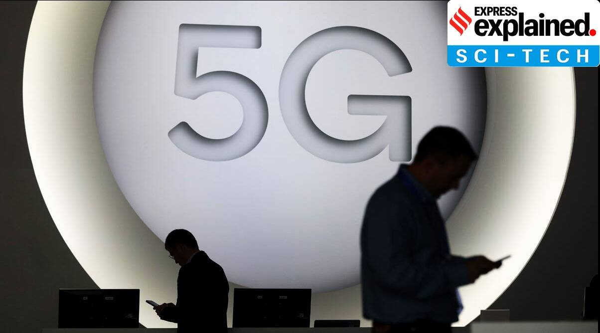 internet, 5g network, 5G internet speed, 5G in india, indian express news