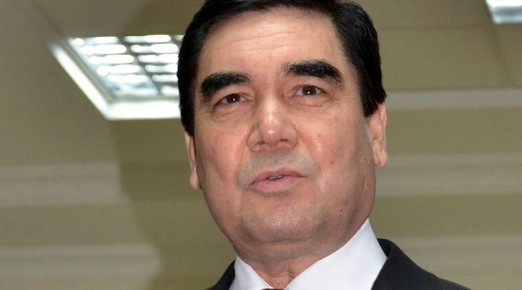 Turkmenistan, national holiday, dog breed honour, Gurbanguly Berdymukhamedov, Turkmenistan president, Turkmenistan autocratic leader, Turkmenistan news, Trending news, Indian Express news.