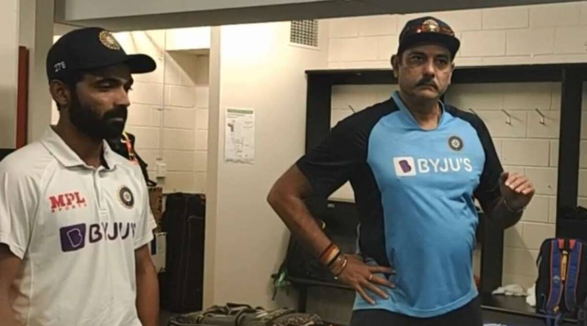 Forget India, the whole world will stand up and salute you: Ravi Shastri's rousing dressing room speech