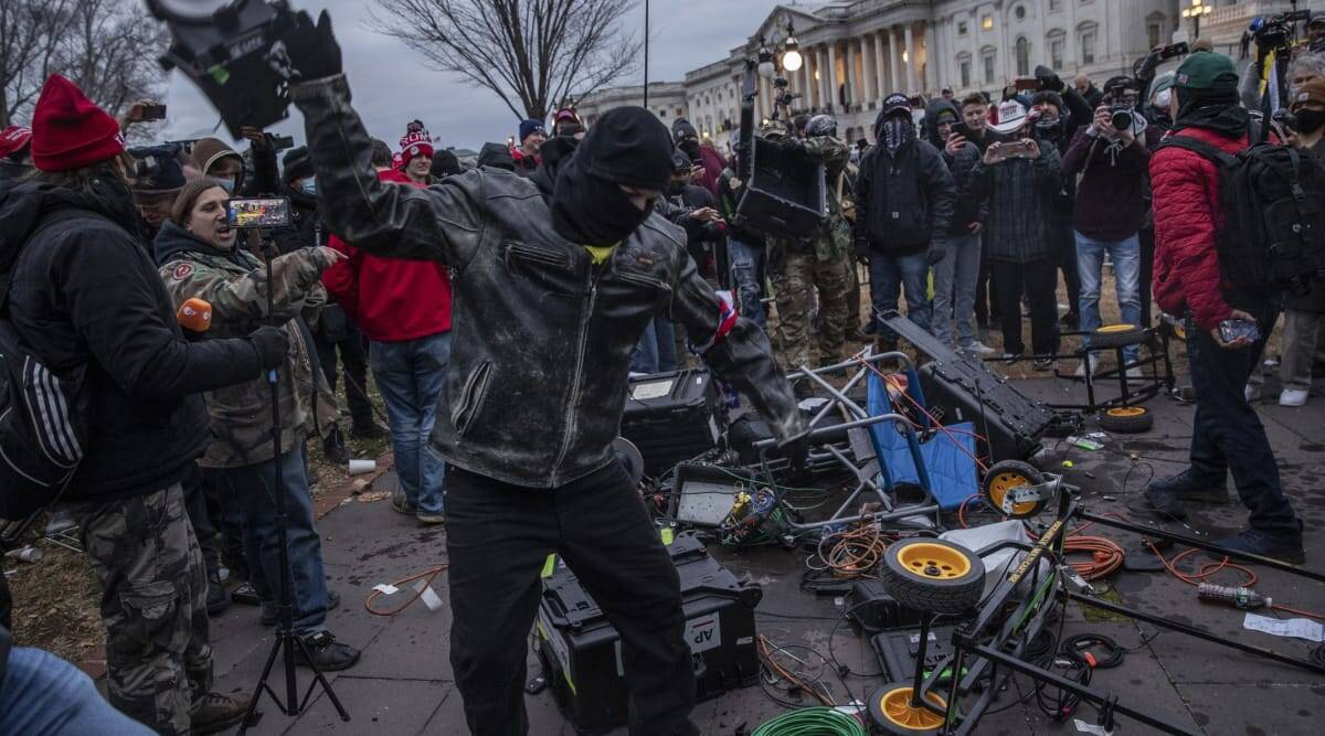 Parler riots, Parler removed from store, Apple removes Parler, Parler social media, Amazon removes Parler, US riots, Parler news, Apple news, Amazon news,
