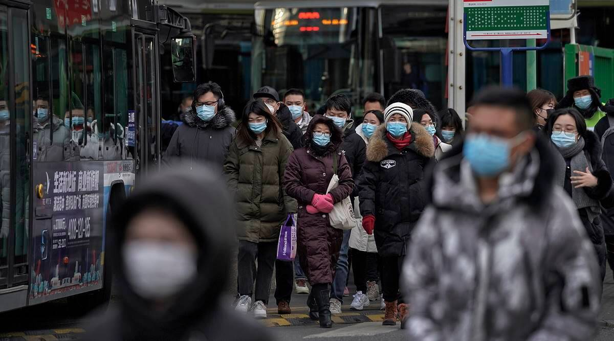 China says World Health Organization  coronavirus experts to visit from Thursday