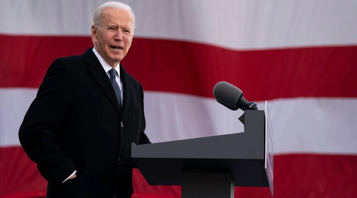 Joe Biden administration, China on Donald Trump, former president donald trump, president joe biden, joe biden on China, mike pompeo, biden inauguration ceremony, biden first day at office, world news, us news, indian express