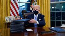 All of Biden's executive orders and actions as US President so far