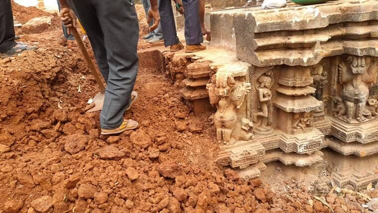 Archeological Society of India Finds Ancient Structure Near Lingaraj Temple in Odisha – Hindu Press International – Hindu Press International