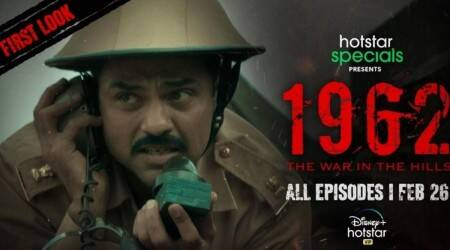 abhay deol 1962 war in the hills show teaser disney plus hotstar