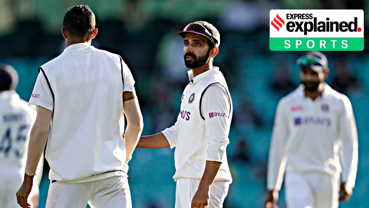 India Australia test, Brisbane Test, Brisbane Test news, India Australia cricket, ajinkya rahane, virat kohli, rahane news, Ajinkya Rahane captaincy