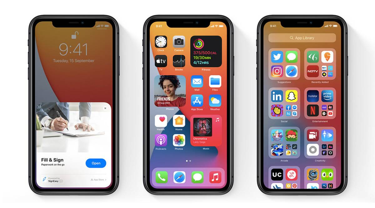 Apple iOS 14.4 update to bring better HomePod integration, other new  features | Technology News,The Indian Express