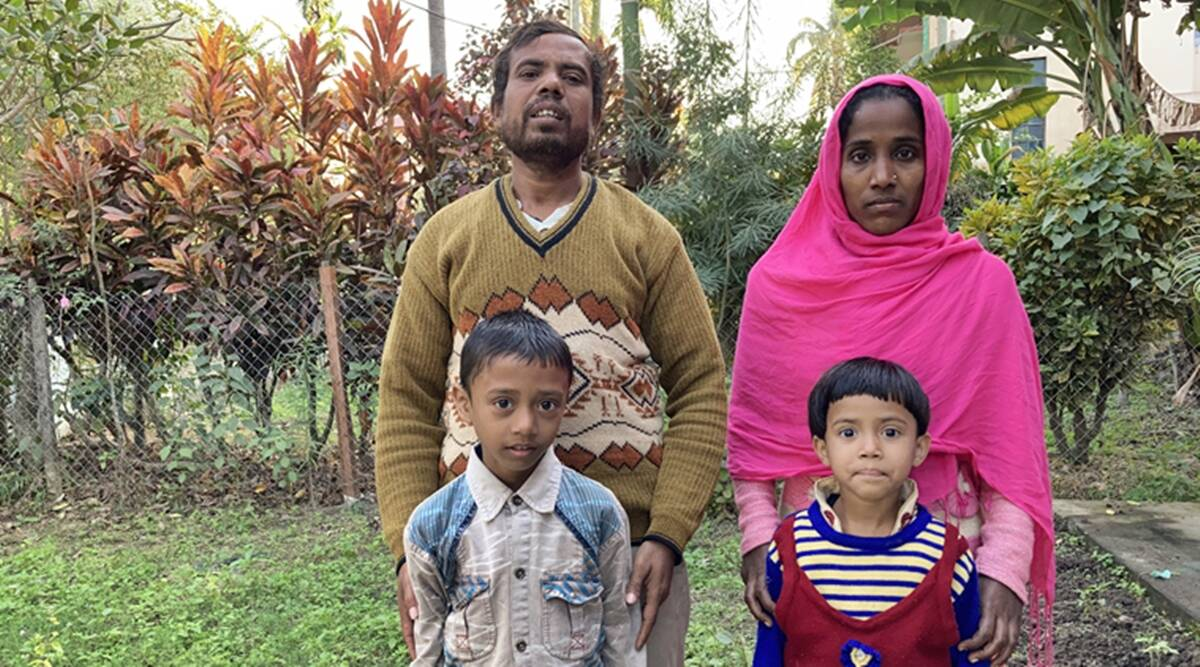 'They called us illegal. How is it possible?' Family declared Indians after year in detention