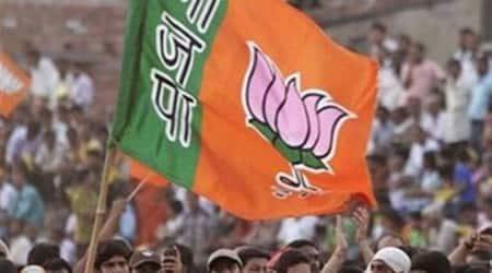 Gujarat BJP, Gujarat local body elections, Gujarat six municipal corporations polls, Gujarat news, indian express news