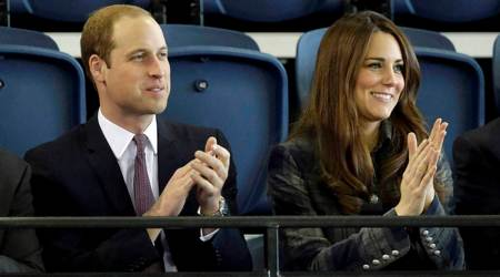 Duke and Duchess of Cambridge, Prince William and Kate Middleton, William and Kate, coronavirus pandemic, NHS workers, indian express news