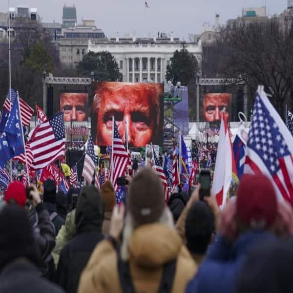 Donald Trump, Trump impeachment, Trump legal jeopardy, US capitol Hill siege, Indian Express