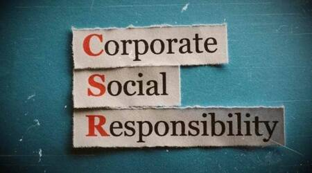 CSR rules, indian govt, corporate social responsibility, Corporate Affairs, economy news, indian express news