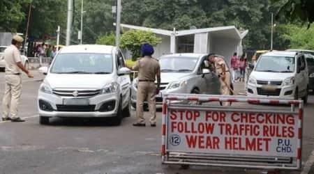 Chandigarh police, FIR Chandigarh police, Chandigarh Police news, immigration fraud, mohali news, FIR against Rashmi Negi, Australian visas, fake visas, chandigarh news, indian express
