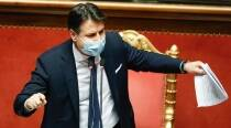 Italy's Conte survives close Senate vote, vows to forge ahead