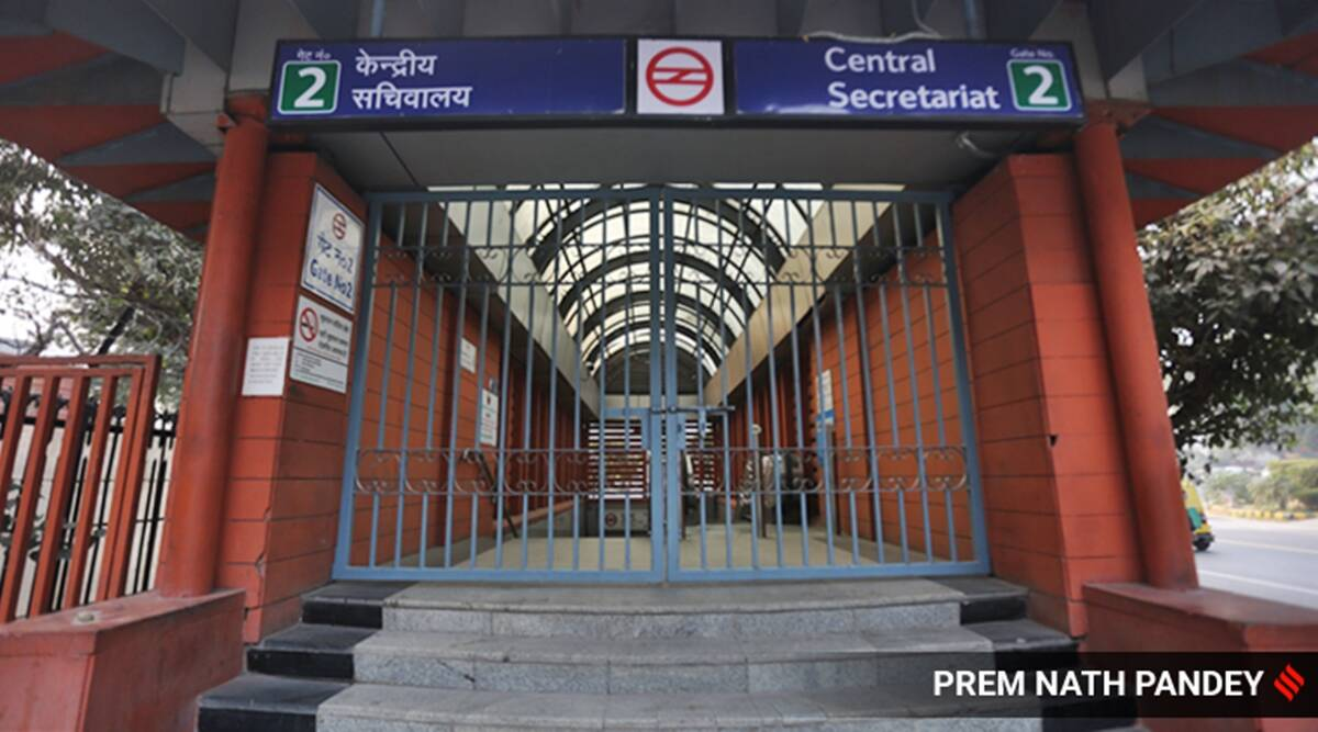 Deployment up, curbs at Metro stations as Delhi welcomes 2021