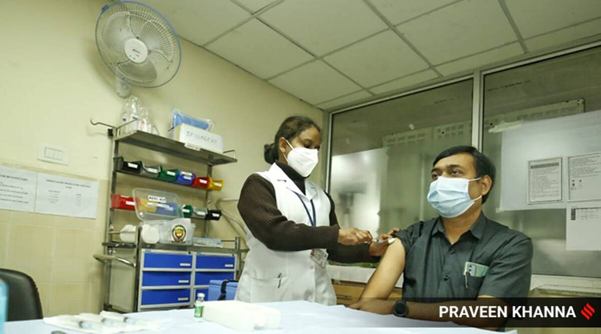 India Covid vaccination drive: Meet the frontline workers who got the first jabs on Day 1