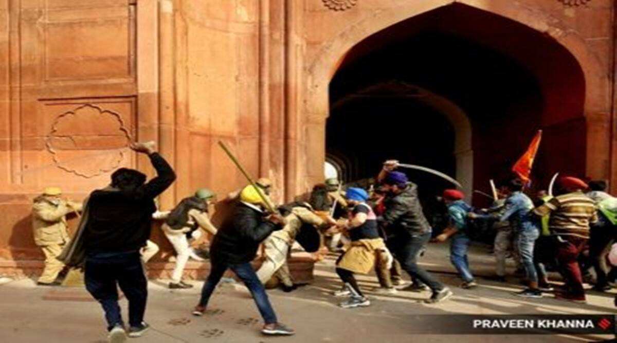 Incident at Red Fort unfortunate: RSS
