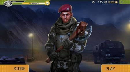 FAU-G, FAU-G game download, FAU-G Indian Army game, Indian Army games, Army games, FAU-G, Surgica strike android, indian express opinion