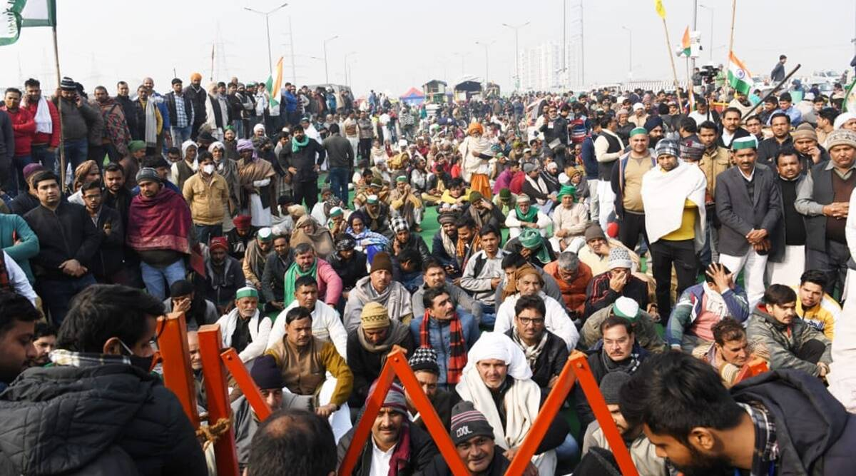 Locals give Palwal protest fresh impetus