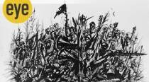How the farmers' protest found resonance in art