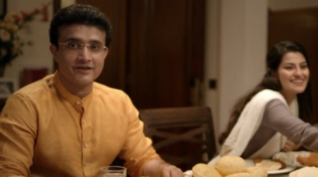 sourav ganguly oil
