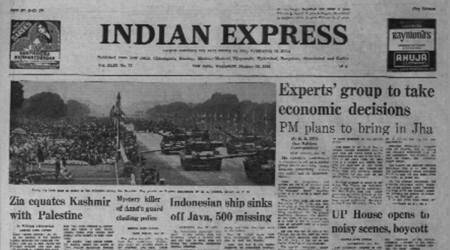 Forty Years Ago: January 28, 1981