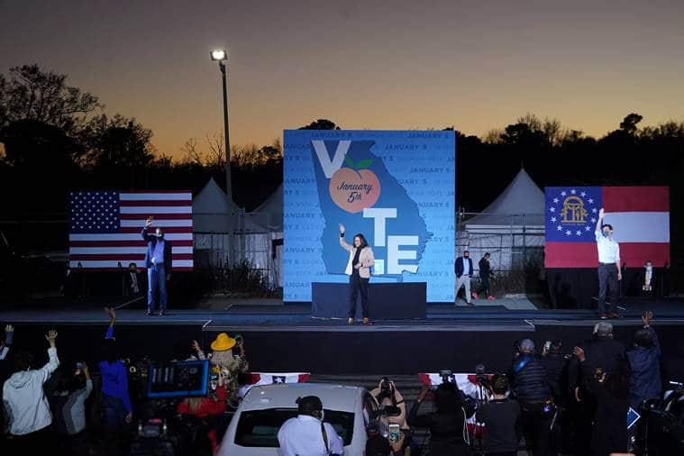 As Georgians prepare to vote, Trump interference draws rebuke