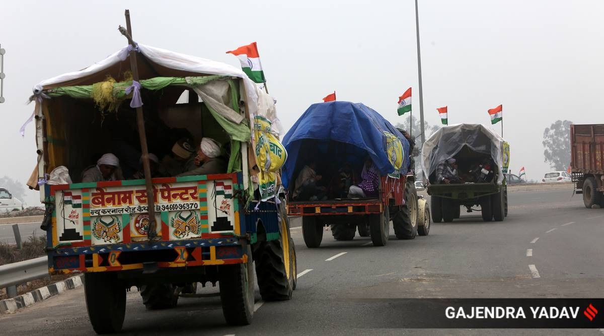 Indian tractors aim to outmuscle tanks on Republic Day