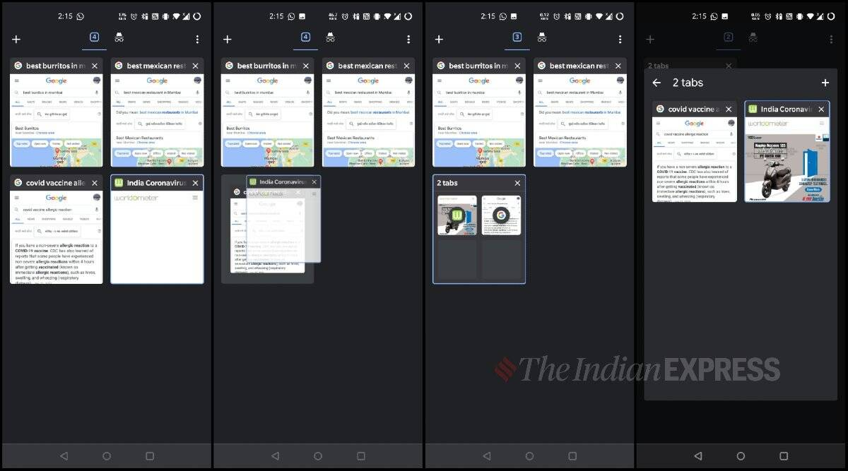 Google Chrome now allows Tab Grouping on Android: Here's how to do it