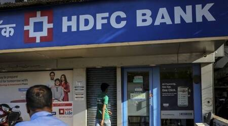 HDFC Bank profit, banking sector, Indian economy, covid pandemic, Indian express news