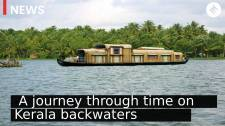 A journey through time on Kerala backwaters