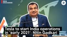 Tesla to start India operations in 'early 2021': Nitin Gadkari
