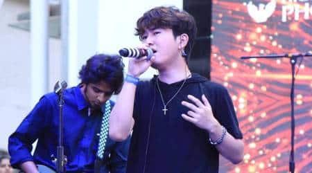 Nagaland singer, Nagaland news, Nagaland's Imcha Imchen, Apple's top 2020 hits, Covid-19, Covid lockdown, healing music, who is Imcha Imchen, Northeast news, Indian express