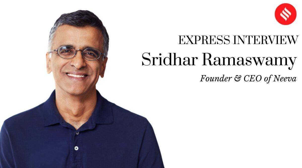 Neeva founder Sridhar Ramaswamy: 'We guarantee that your data is used to serve you better results and for nothing else'