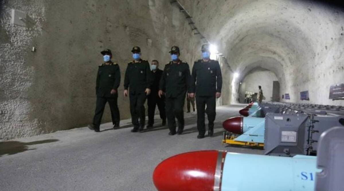 Iran news Missile Base