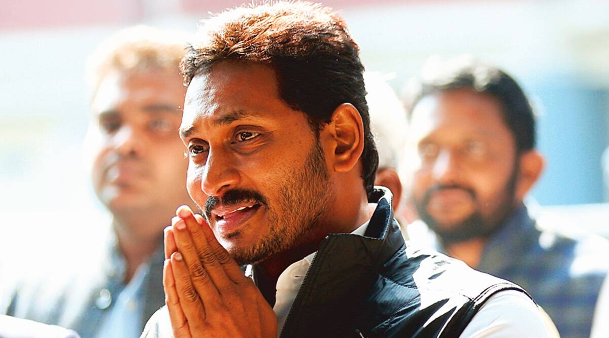 Firm owned partly by Andhra CM Jagan family gets bulk of govt orders