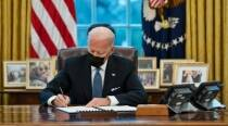 Today, US officially rejoins Paris Climate accord, 107 days after it quit