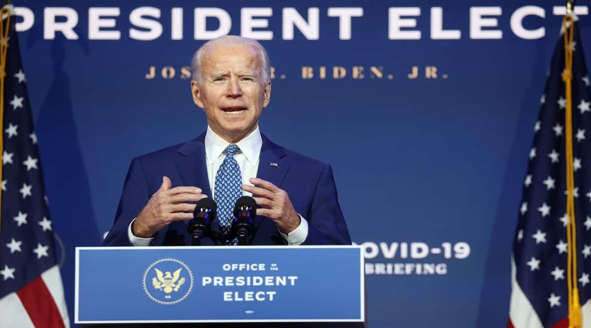 Joe Biden, Joe Biden US elections, US president elect