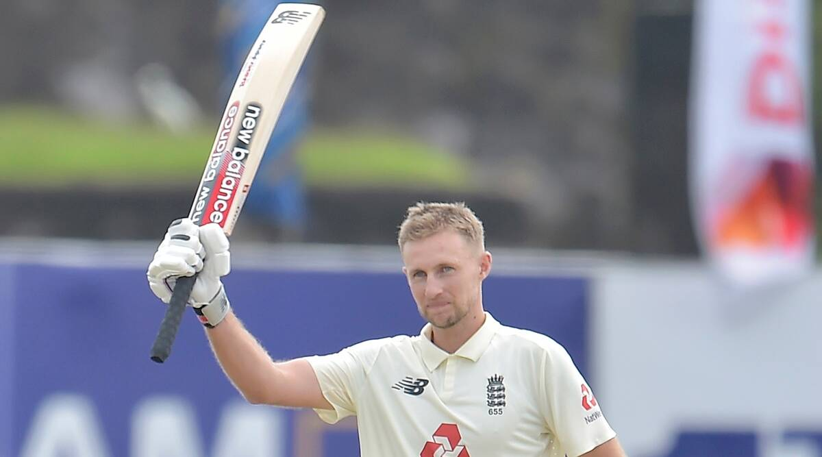 'Ruthless' Joe Root hits first ton in over a year