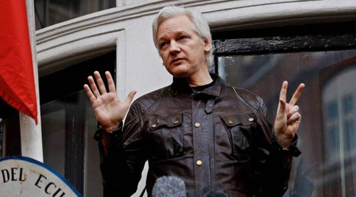 Julian Assange case, Julian Assange extradition to US, UK Supreme court on Julian Assange, London news, world news, Indian express