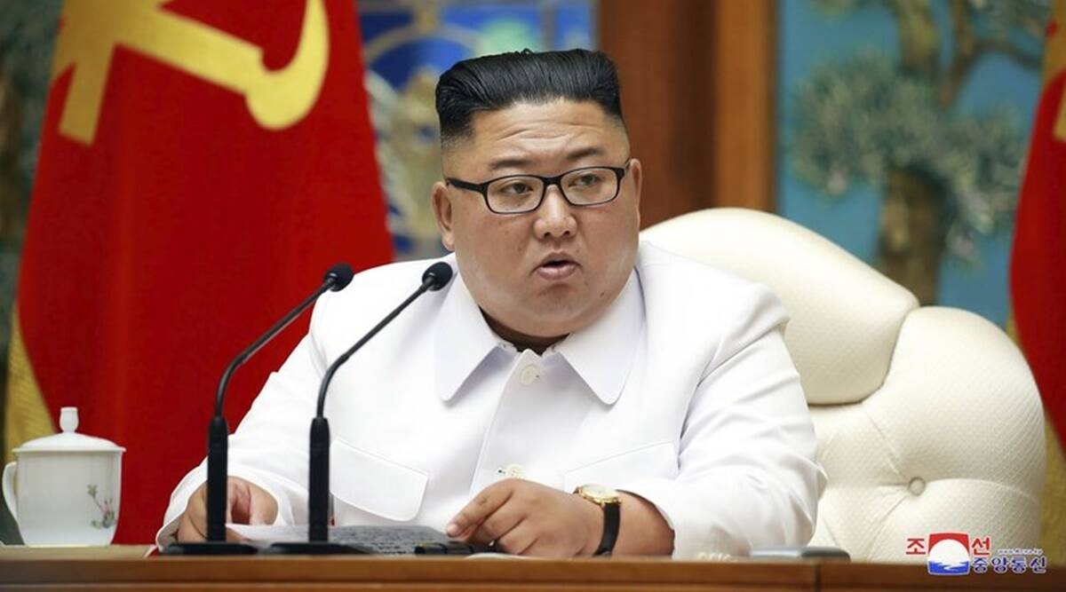 Kim Jong Un, north Korea general secretary, Kim Jong Un elected as ruling party general secretary, North Korea ruling party general secretary, North Korea news, world news, Indian Express
