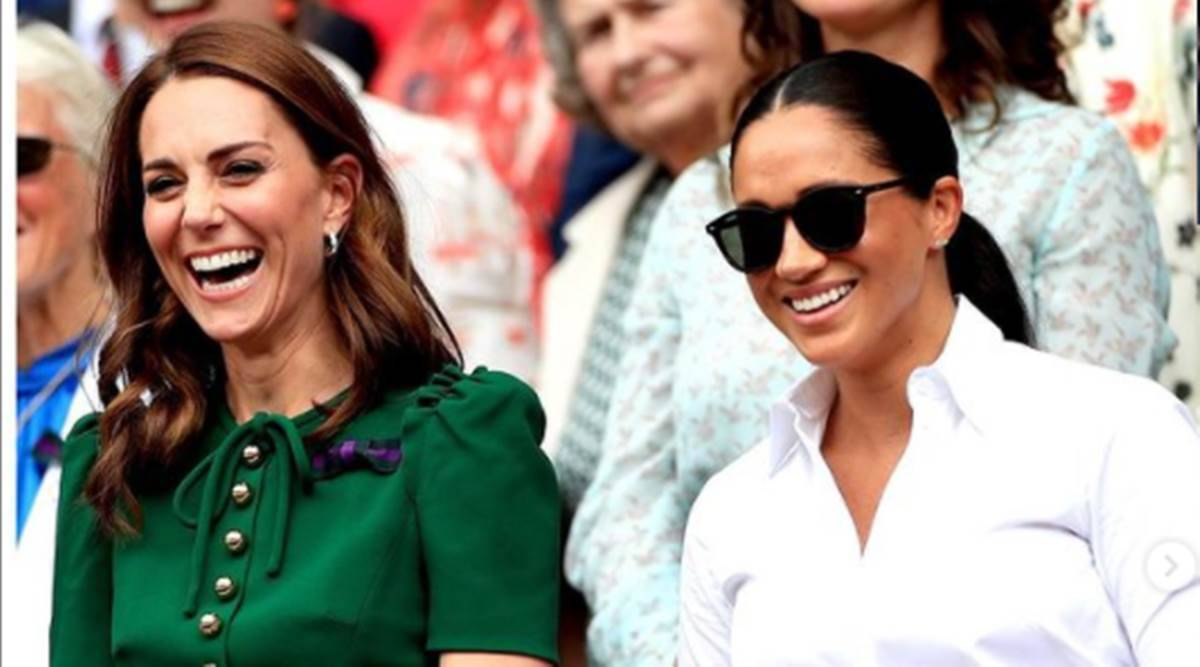 Kate Middleton, Kate Middleton news, Kate Middleton birthday, Kate Middleton and Prince William, Prince Harry and Meghan Markle, Duke and Duchess of Cambridge, Duke and Duchess of Sussex, indian express news