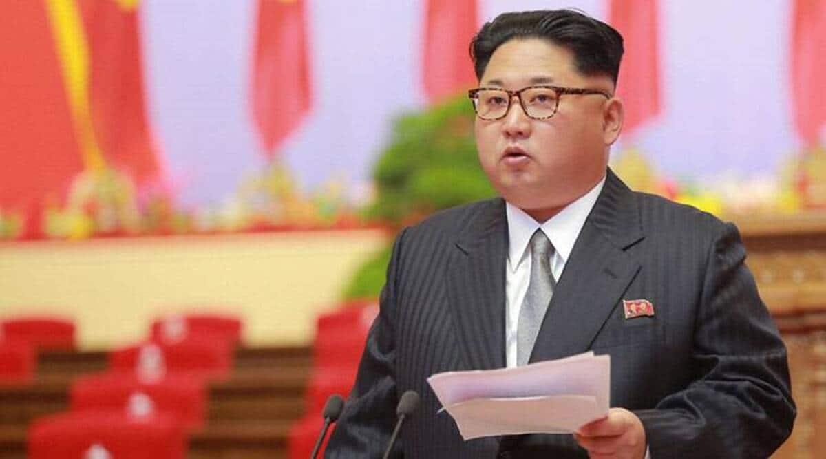 Kim Jong un, North Korea, North Korea congress, world news, Indian express